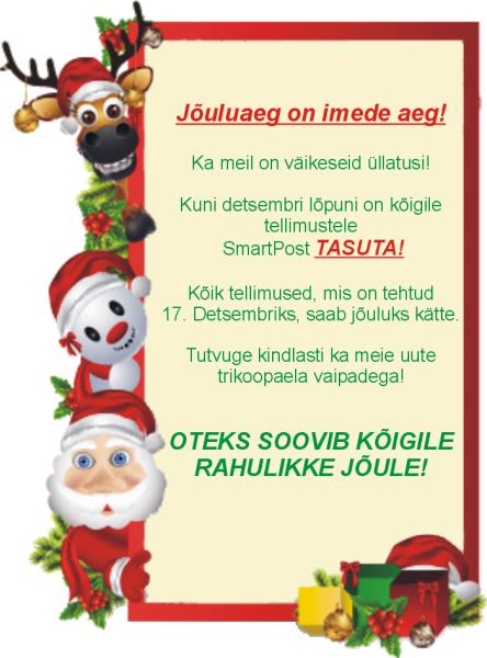 jõulukuulutus